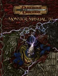 D&D 3.5 - Monster Manual IV