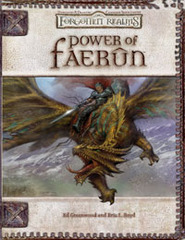 D&D 3.5 - Power of Faerun 9536672 HC