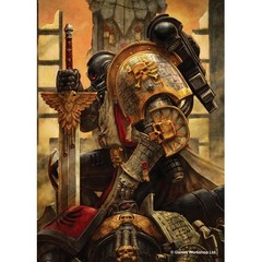 Games Workshop Art Sleeves: For the Emperor