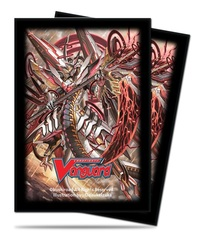 Ultra PRO Cardfight Vanguard Chaos Breaker Dragon Small Size Sleeves 55ct