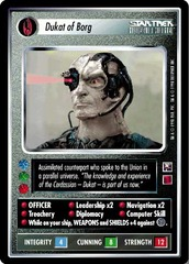 Dukat of Borg
