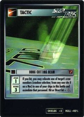 Borg Cutting Beam [Foil]