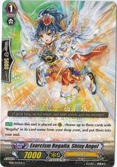 Exorcism Regalia, Shiny Angel - EB12/023EN - C on Channel Fireball
