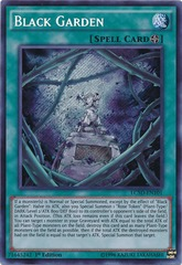 Black Garden - LC5D-EN101 - Secret Rare - Unlimited Edition