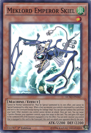 LC5D-EN170-1st EDITION BOON OF THE MEKLORD EMPEROR YU-GI-OH
