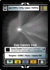 Study Cometary Cloud