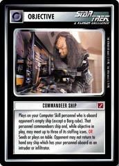 Commandeer Ship