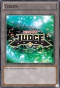 Konami Judge Token - TKN4-EN015