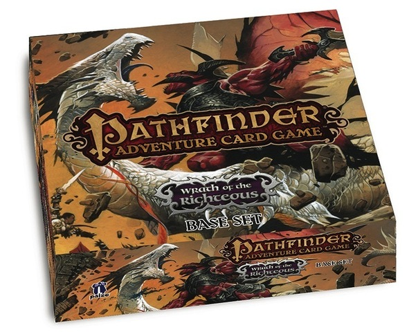 Pathfinder Adventure Card Game: Wrath of the Righteous - Base Set