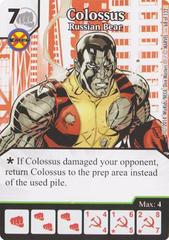 Colossus - Russian Bear (Die & Card Combo)