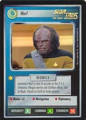 Worf [Foil]