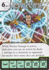 Doctor Strange - Master of the Mystic Arts (Die & Card Combo)