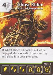 Ghost Rider - Spirit of Vengeance (Die & Card Combo)