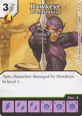 Hawkeye - Br'er Hawkeye (Die & Card Combo)