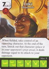 Loki - Illusionist (Die & Card Combo)
