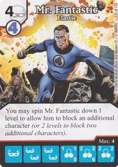 Mr. Fantastic - Elastic (Die & Card Combo)