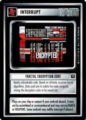 Fractal Encryption Code
