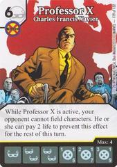 Professor X - Charles Francis Xavier (Die & Card Combo)