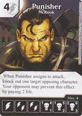 Punisher - McRook (Die & Card Combo)