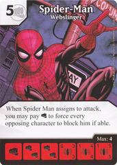 Spider-Man - Webslinger (Die & Card Combo)