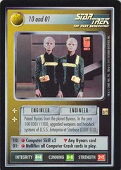10 and 01 [Foil]