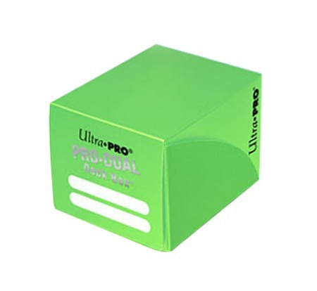 PRO Dual Small Light Green Deck Box