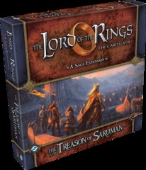 The Lord of the Rings: The Card Game – The Treason of Saruman