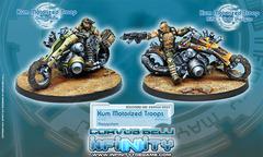 Kum Motorized Troops (280466-0467)