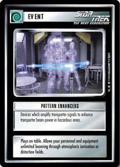Pattern Enhancers