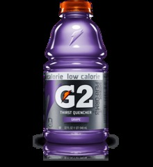 Gatorade Grape