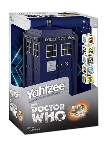 Yahtzee: Doctor Who TARDIS