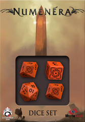 Numenera  (Q-Workshop) - 7 Dice Set