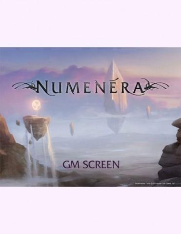 Numenera Content for Hammerdog GM Screen - RPGs » Numenera