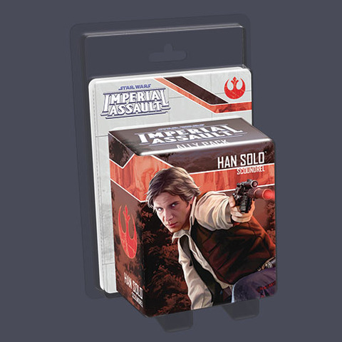 Imperial Assault - Han Solo - Ally (Star Wars)