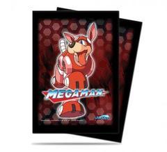 Megaman Rush Card Sleeves (50 ct)