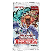 The Secret Forces 1st Edition Booster Pack