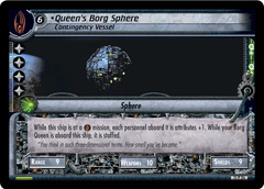 Queens Borg Sphere, Contingency Vessel