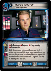 Charles Tucker III, Chief Engineer - Archive Foil