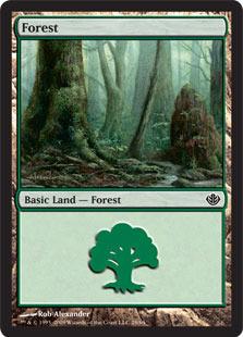 Forest (28) (Garruk vs Liliana)