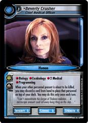 Beverly Crusher, Chief Medical Officer