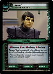 Neral, Senate Proconsul
