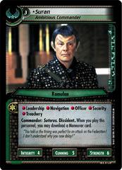 Suran, Ambitious Commander