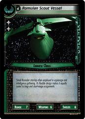 Romulan Scout Vessel