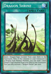 Dragon Shrine - SDBE-EN019 - Super Rare - Unlimited Edition on Channel Fireball