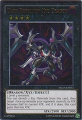 Dark Rebellion Xyz Dragon - NECH-EN053 - Ultimate Rare - Unlimited Edition on Channel Fireball