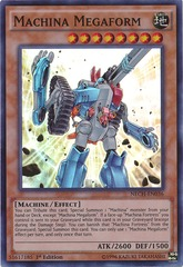 Machina Megaform - NECH-ENS06 - Super Rare - Limited Edition
