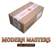 Modern Masters 2015 Booster Box Case (4 boxes)