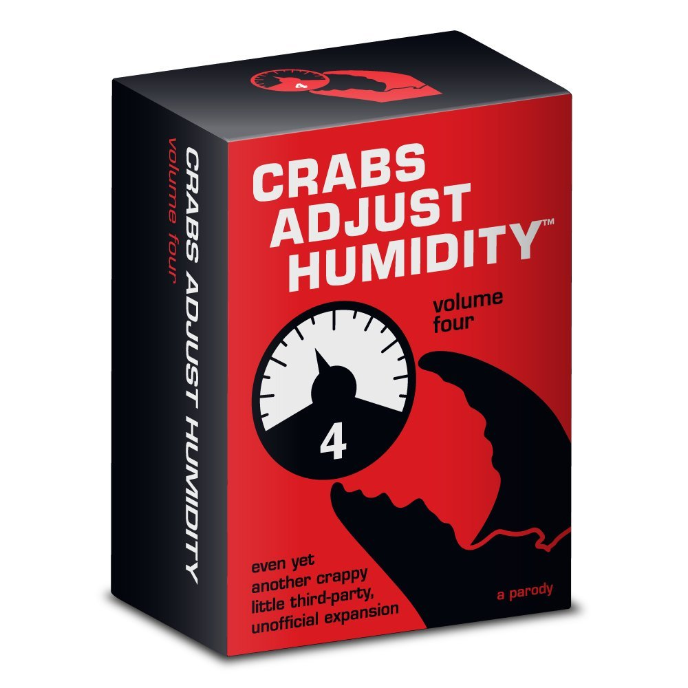 Crabs Adjust Humidity: Volume 4