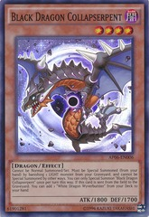 Black Dragon Collapserpent - AP06-EN006 - Super Rare - Unlimited Edition