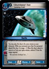 Shuttlepod Two, Landing Craft